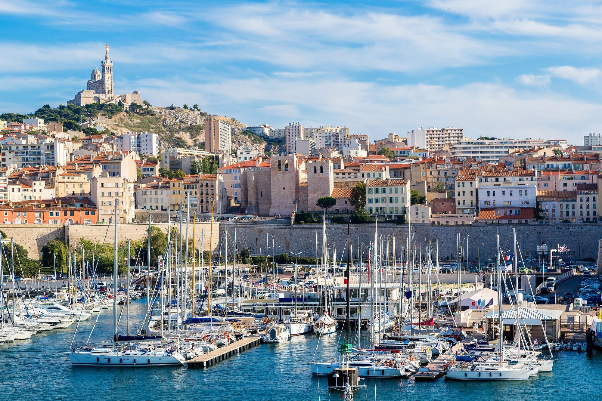 Marseille centre